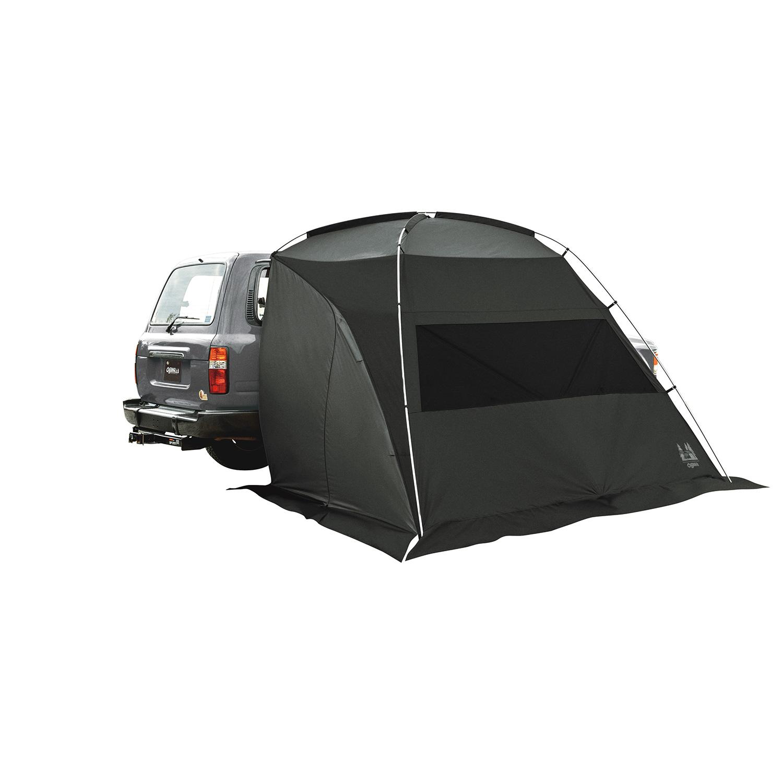 Car Side Shelter BLACK